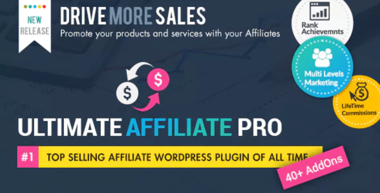 Ultimate Affiliate Pro WordPress Affiliate Plugin